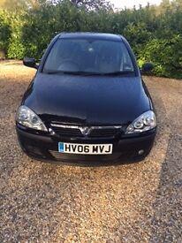 Vauxhall corsa sxi twinport 1.4