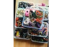 job lot 1.5 Kg of fashion jewellery boxes