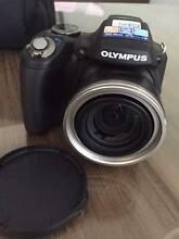 As new Olympus SP-590UZ Digital Camera with case & accessories Morayfield Caboolture Area Preview