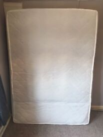 White Doube bed Mattress