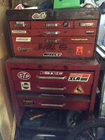 Two Tier Tool Chest