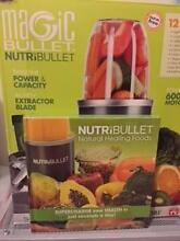 Nutribullet 600 watts Dover Gardens Marion Area Preview