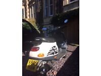 Great little 2 stroke Vespa looking for a new home