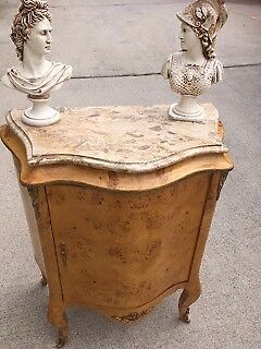 Cabinet/Hall Table/Side Board-French Boullee style-in vgc