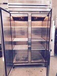 COLD STREAM COMMERCIAL STAINLESS STEEL COOLER FRIDGE