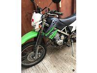 Kawasaki KLX 125cc 2013