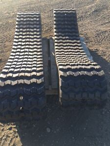 Zig Zag Rubber Tracks - Get ready for winter