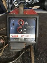 Lincoln 170 mig welder High Wycombe Kalamunda Area Preview