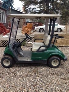 2013 Yamaha GAS Golf Cart