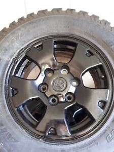 245R70/16 Goodrich Tires and Rims