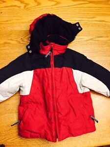 Oshkosh Boys Winter Coat; Great Condition; Size 3t