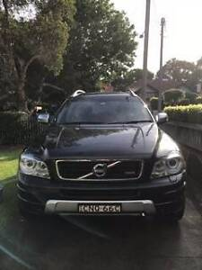 2013 Volvo XC90 Wagon Chatswood Willoughby Area Preview