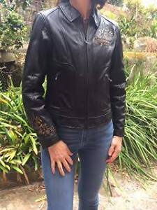Harley Davidson Womens' Motorcycle Jacket Castlecrag Willoughby Area Preview