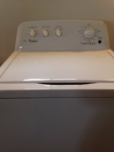 Whirlpool 3.5 Cu Ft Top Load Washer (WTW4616FW)
