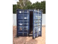 shipping container for rent