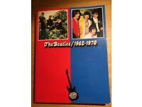 The Beatles 1962-1970 guitar music. Brand new.