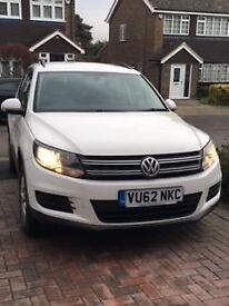 Volkswagon TIGUAN S TDI BLUEM-ON TECH 140 for sale £8995