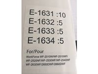 Ink Cartridges for Epsom printer