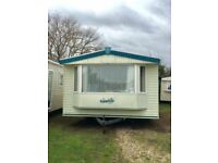 Lovely 3 bedroom Caravan, with heating, on Coopers Beach, Mersea Island