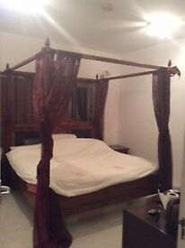 four poster bed for sale