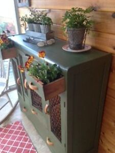 """Get this """"garden hutch"""" in time for Spring!"""