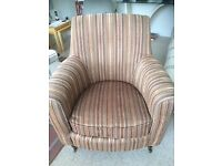Occasional armchair, very good condition.