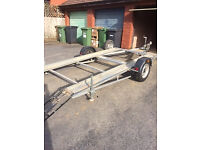 Car Transopr Trailer Single Axel.