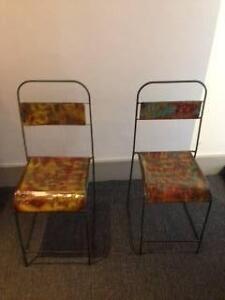 Unique Wrought Iron Chairs Mosman Mosman Area Preview