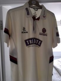 Somerset County Cricket Shirt