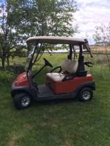 2008 Predator Ridge Golf Cart - excellent condition