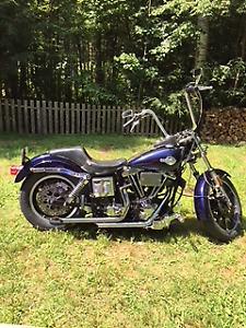 1983 FXSB Lowrider Harley Davidson