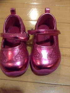 baby girl size 3 shoes from Children's Place