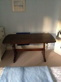 Ercol dining table - excellent condition