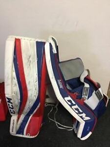 Pro and NCAA Goalie gear for sale