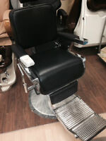 Barber Chairs, New Heavy duty for Hair salon