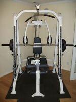 Machine d'exercice Iron Grip Strength Smith Machine TSA5000