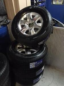 HOLDEN COLORADO RG BRAND NEW GENUINE HOLDEN MAGS WITH NEW TYRES Maddington Gosnells Area Preview