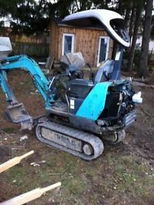 Atlas for Bobcat services/Dirt removal