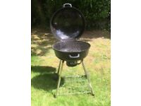 Grill King Temperature Controlled Charcoal BBQ with Lid £75
