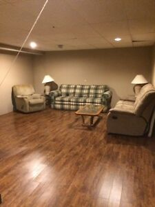 Basement for Rent price varies