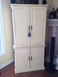 TV/Entertainment Unit - Storage Cabinet