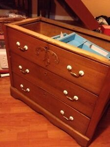 Antique Dresser, no Top