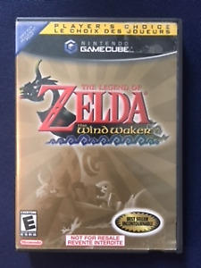 Pre-Owned The Legend of Zelda The Wind Waker NFR GameCube