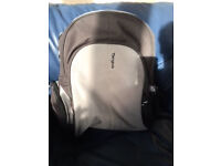 Targus grey/black backpack. New. Perfect condition.