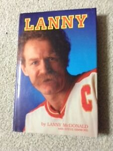 1987 book: 'Lanny' by Lanny McDdonald with Steve Simmons