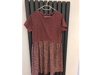 Bundle of ladies high street clothes 15 items - mainly Topshop, sizes 12-16
