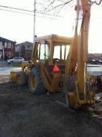 Skid Steer - Excavating - Landscaping Service