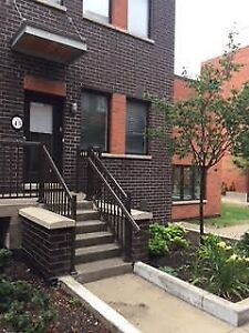 1+1 Stacked Condo Townhouse With 9'Ceilings