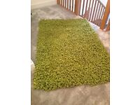 Rug - Green......thick pile
