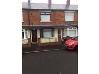 FOR SALE - EXCELLENT EXTENDED TERRACE HOUSE -95 YORK PARK, BELFAST,BT15 3QW-OFFERS IN REGION OF £60K